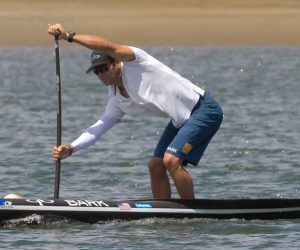 fast paddle board
