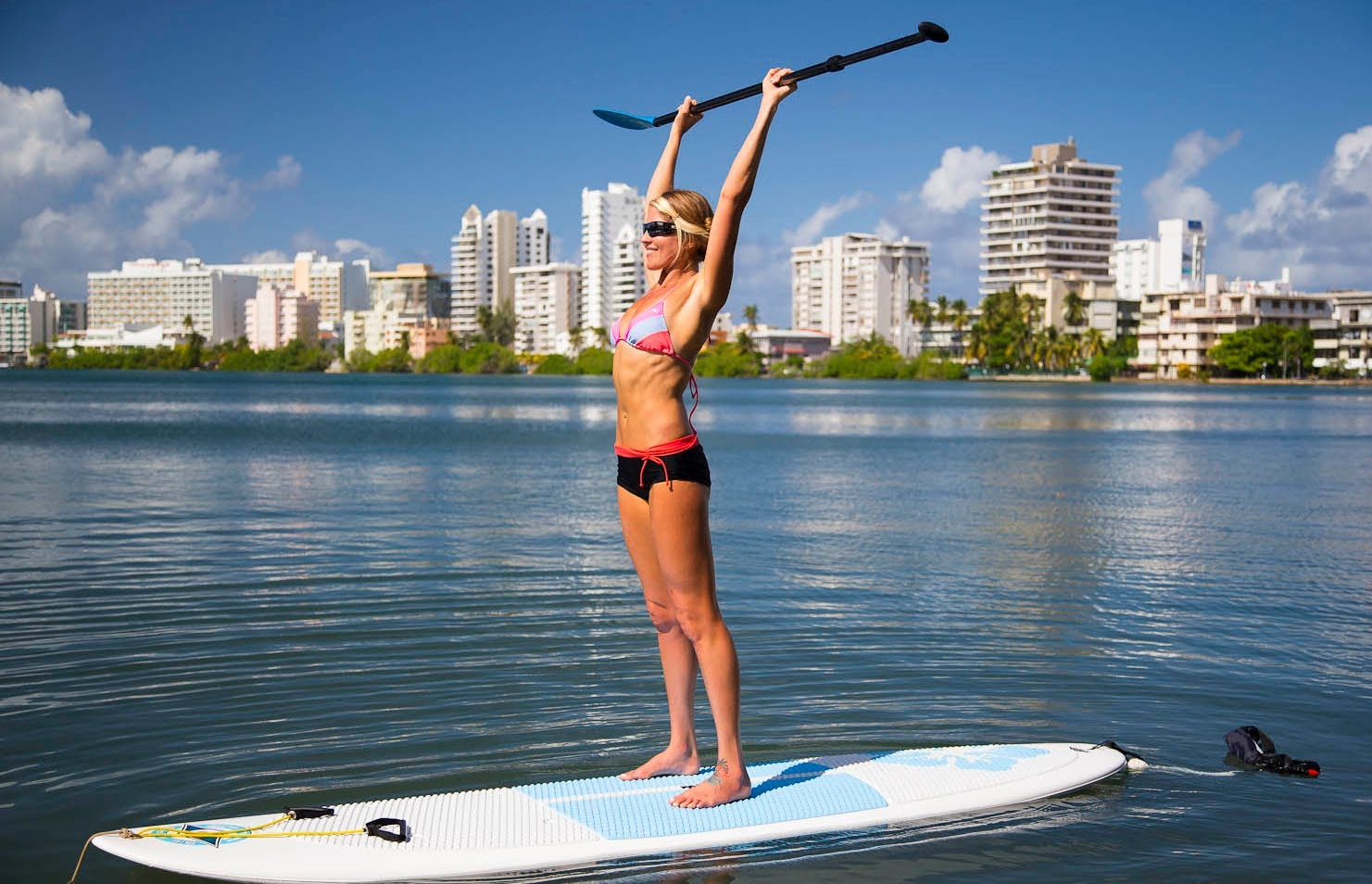 stand up paddle board benefits